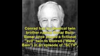 a tribute to Conrad Bain