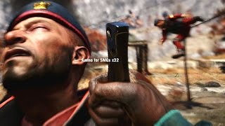 Far Cry 4 - badass Assassination including epic ATV C4 Launch Combo Kill