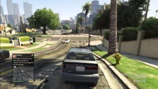 PS3 Longplay [066] Grand Theft Auto V (part 1 of 7)