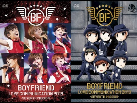 [hd] Boyfriend Love Communication 2013-seventh Mission- (normal Edition)(japan Version) video