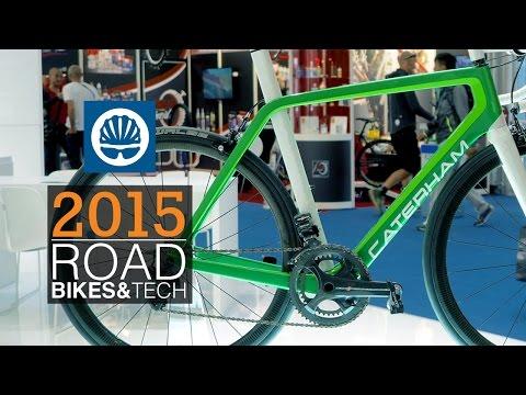 Best 2015 Road Bikes & Tech