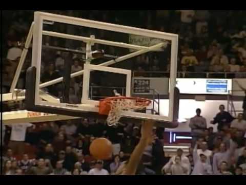 2009 Providence College Friars Men's Basketball Villanova Game Player Introduction