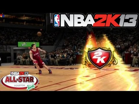 NBA 2K13 - The Full All-Star Weekend is included in My Player & Association Feat. IpodKingCarter