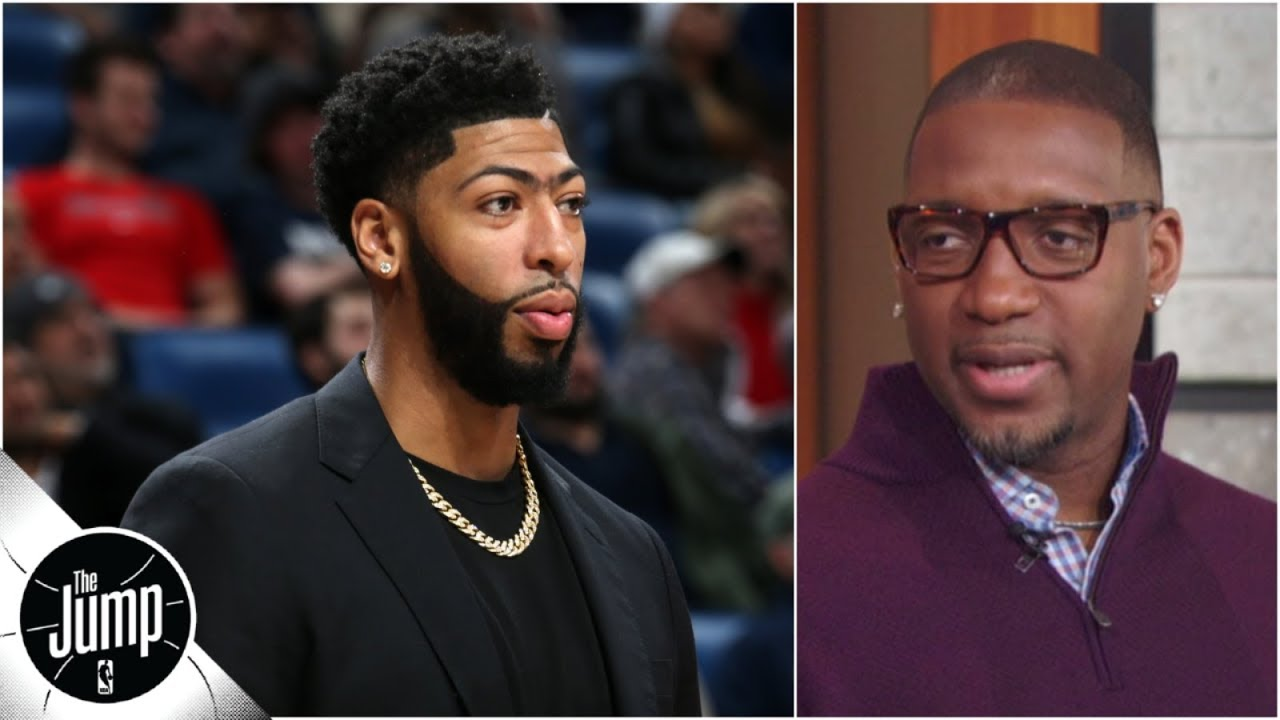 Is the Anthony Davis trade to the Lakers off the table?   The Jump