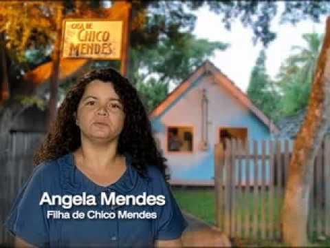 Filha de Chico Mendes manda recado para Marina Silva