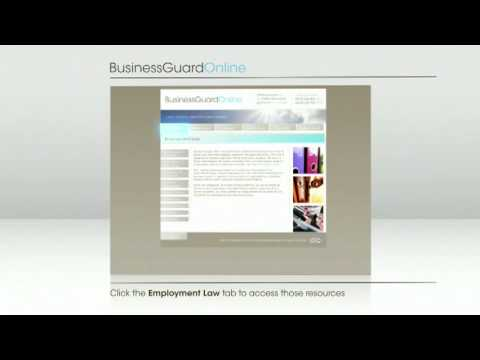 Employment Law - Business Guard Online
