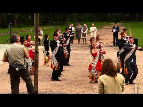 Флэшмоб 2014, Visaginas, Atgimimo Висагинас, Последний звонок