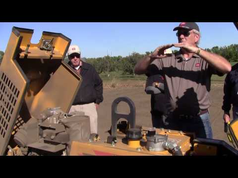 Trench compactor HD 1080p