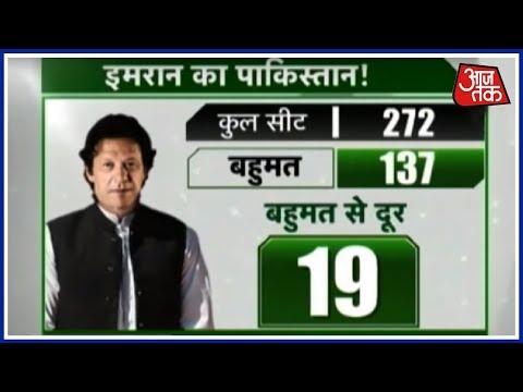 Imran Khan सिर्फ 19 सीटों से बहुमत से दूर