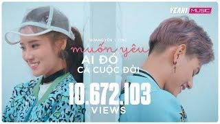Mun Yu Ai C Cuc i Hong Yn Chibi ft Tino Official MV Nhc tr hay mi nht