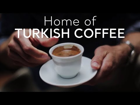 Home of TURKISH COFFEE