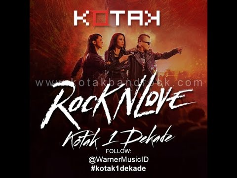 download lagu KOTAK - Rock N Love (Official Music Video) gratis