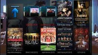 KODI: MALAYSIA MOVIE DAN MALAYSIA IPTV