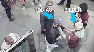 New Justin Bieber Video Shows the Singer Hit Guy in the Face