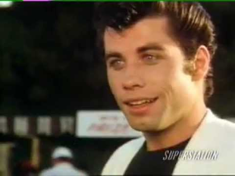 Grease- You're the One That I Want with lyrics