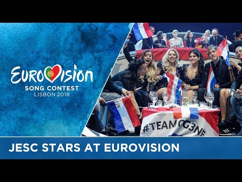 Junior Eurovision stars who made it to the Eurovision Song Contest stage