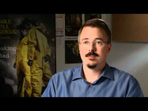 Breaking Bad creator Vince Gilligan on why Walter White makes meth - EMMYTVLEGENDS.ORG