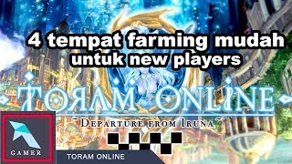 4 easy places to get spina fast. for new players- Toram Online-