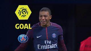 Goal Kylian MBAPPE 90 2 / Paris Saint-Germain - LOSC 3-1 / 2017-18