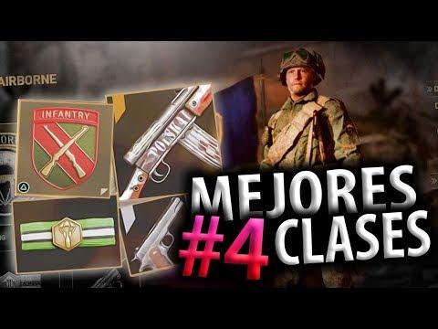 EL ARMA DEFINITIVA | LA MEJOR CLASE DE CALL OF DUTY: WW2 #4
