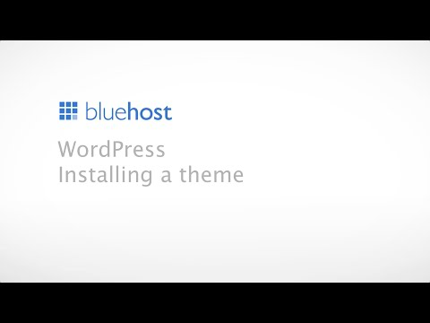 How To Install A Theme In WordPress