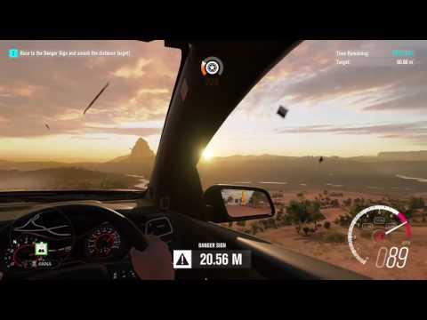 Forza Horizon 3 with Classical Radio