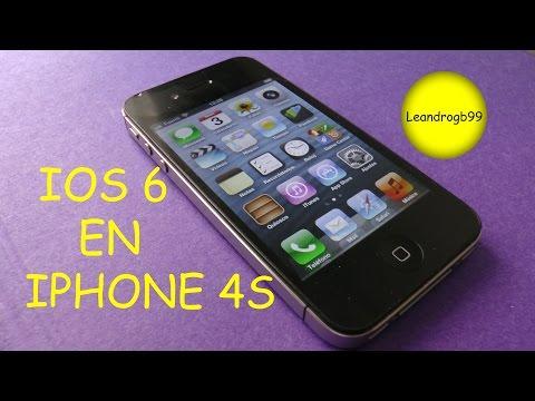 Hacer Downgrade a iOS 6.1.3 desde iOS 9.0.2 o 9.1 en iphone 4s