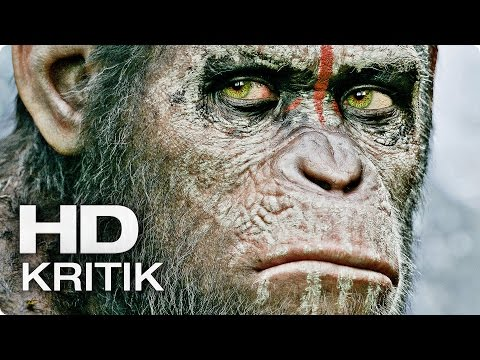PLANET DER AFFEN REVOLUTION | Kritik [HD+]