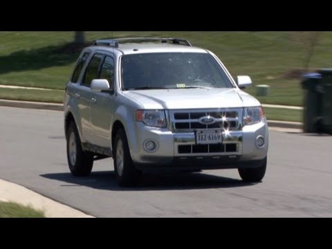 2010 Ford Escape - обзор