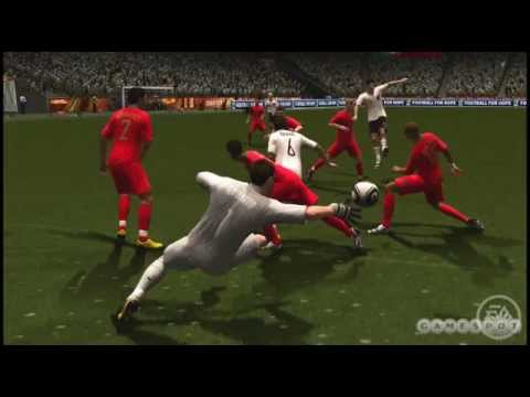 EA SPORTS FIFA World Cup 2010 South Africa - Screenshots & News