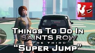 Things to do in_ Saint's Row 3 - Super Jump