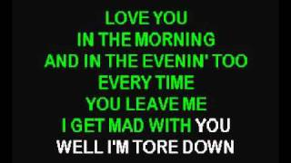 Eric Clapton - I39m Tore Down.avi
