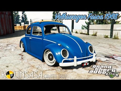 Volkswagen Fusca 1968 v1.0 [add-on]