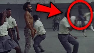 10 Hidden Messages You Missed In Childish Gambino - This Is America (Official Video) (Part 2)