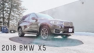 2018 BMW X5   Full Review & Test Drive