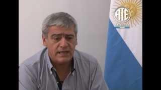 06-03-2012 JULIO FUENTES ANUNCIA MEDIDAS DEL PARO