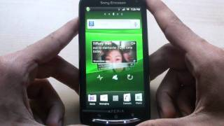 Sony Ericsson Xperia Pro video review (Fido)