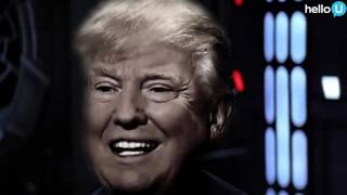 The Hook - Donald Trump Interrupts | STAR WARS