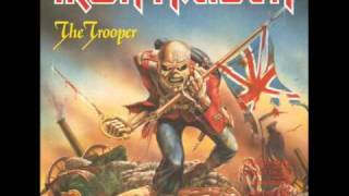 Watch Iron Maiden Cross-eyed Mary video
