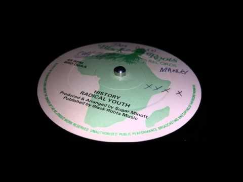 RADICAL YOUTH (TREVOR JUNIOR) - HISTORY + DUB