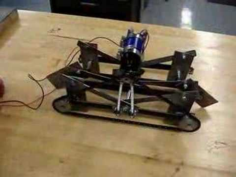 Mechanical Engineering Kinematics Project
