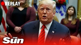 Donald Trump Impeachment - Day two of trial against US President in Senate | LIVE