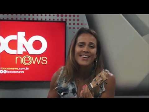 Ju Moraes fala sobre gravação de CD e The Voice no programa Pauta Livre