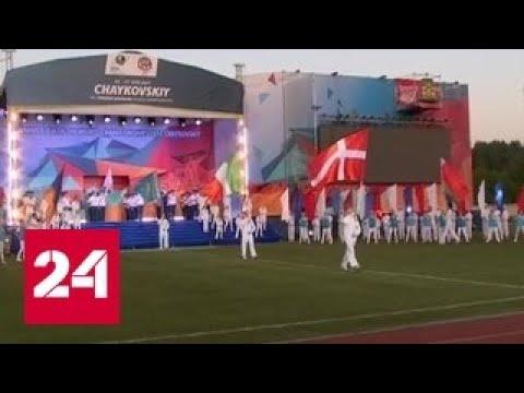 Чемпионат мира по летнему биатлону стартует в Чайковском