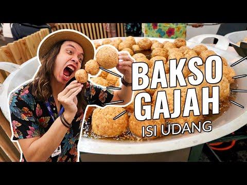 Download Lagu BAKSO Goreng isi UDANG sebesar GAJAH!!! MP3 Free