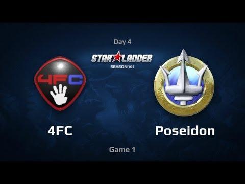 4FC vs Poseidon, SLTV Star Series S VII Day 4