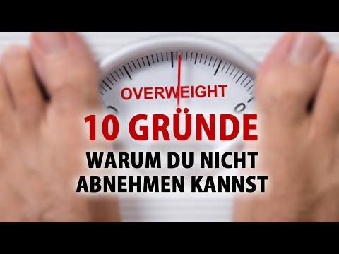 Wie Abnehmen? Tipps Zur Fettverbrennung - Richtig & Schnell Abnehmen Durch Ernährung & Bewegung