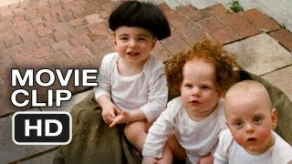 The Three Stooges - The Three Stooges #1 Movie CLIP - Angels (2012) HD Movie