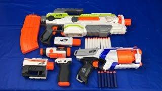 Toy Guns Box of Toys Nerf Modulus Blaster Toy Weapons