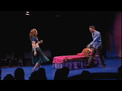 Because Of You-I Love You Because, Original Off-Broadway Production